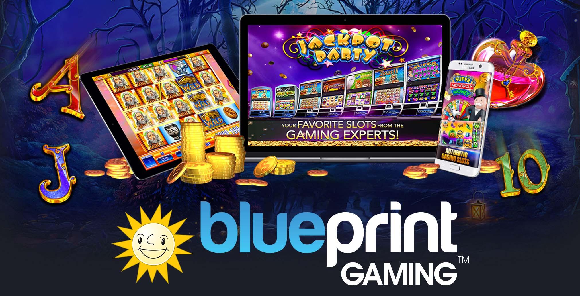 Slot Blueprint